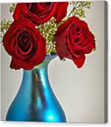 Love Red Canvas Print