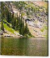 Lower Crater Lake Canvas Print