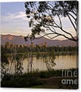 Lower Otay Lake - California Canvas Print