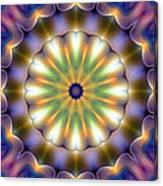 Mandala 105 Canvas Print
