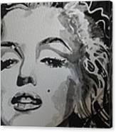 Marilyn Monroe 01 Canvas Print
