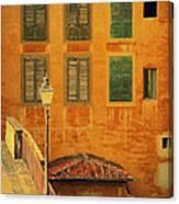 Medieval Windows Canvas Print