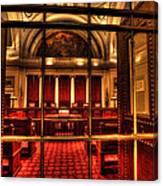 Minnesota Supreme Court Canvas Print