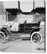 Model T Ford, 1908 Canvas Print