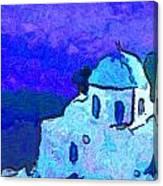 Monastary Canvas Print