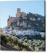 Montefrio, Spain Canvas Print