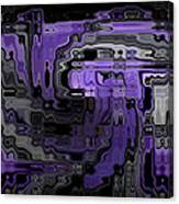 Motility Series 9 Canvas Print