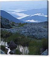 Mt. Washington Blue Hour Canvas Print