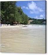 Nai Yang Beach Phuket Island Thailand Canvas Print