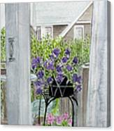 Nantucket Room View Canvas Print
