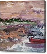 Near Shore Canvas Print