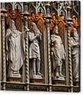 Notre Dame Cathedral Basilica - Ottawa Canvas Print