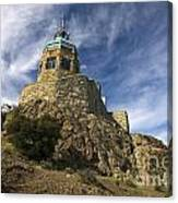 Observation Tower Mount Diablo State Park Canvas Print