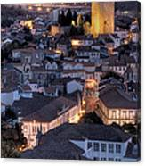 Old Lamego Canvas Print