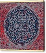Oreo In Hope1 Canvas Print