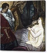 Othello, 19th Century Canvas Print