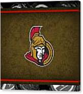 Ottawa Senators Canvas Print