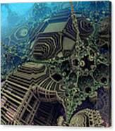 Parallel World  Canvas Print