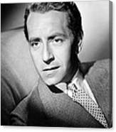 Paul Henreid, Ca. Mid-1940s Canvas Print