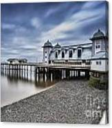 Penarth Pier 1 Canvas Print