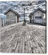 Penarth Pier 3 Canvas Print