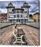 Penarth Pier Pavilion Canvas Print