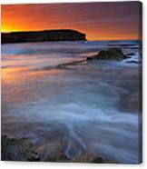 Pennington Dawn Canvas Print