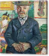 Pere Tanguy Canvas Print
