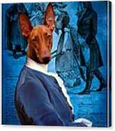 Pharaoh Hound Art Canvas Print Canvas Print