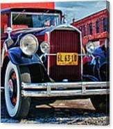 Pierce Arrow 3468 Canvas Print