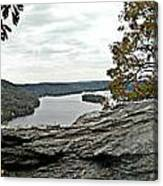 Pinnacle Overlook  Canvas Print