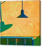 2 Pm Composition 3 Canvas Print