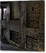 Post Alley - Seattle Canvas Print