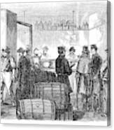 Presidential Election, 1864 Canvas Print