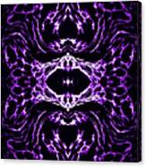 Purple Series 3 Canvas Print