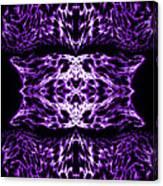 Purple Series 5 Canvas Print