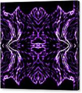 Purple Series 7 Canvas Print