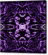 Purple Series 9 Canvas Print