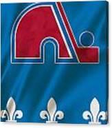 Quebec Nordiques Canvas Print