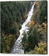 Quechee Gorge Canvas Print