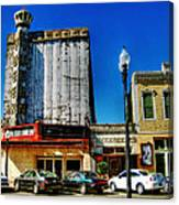 Queen Theater Canvas Print