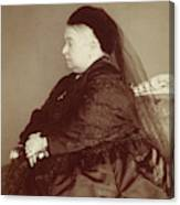 Queen Victoria Of England (1819-1901) Canvas Print