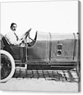 Race Car, 1914 Canvas Print