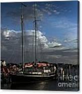 Ready To Sail Canvas Print