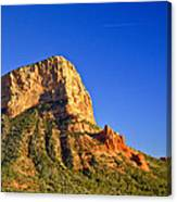 Red Rock Formation Sedona Arizona 28 Canvas Print