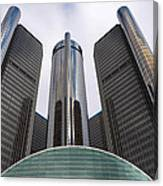 Renaissance Center Canvas Print