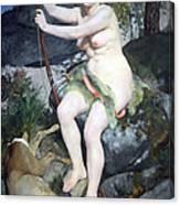 Renoir's Diana Canvas Print