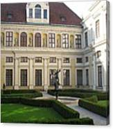 Residence Munich Canvas Print