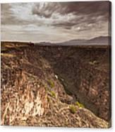 Rio Grande Canvas Print