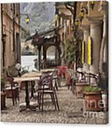 Ristorante Impasto Canvas Print